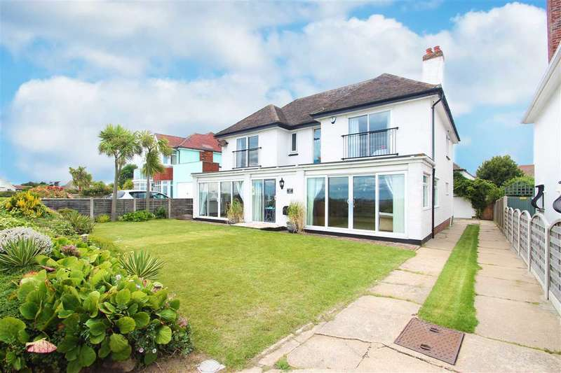 5 Bedrooms Detached House for sale in The Esplanade, Holland-On-Sea