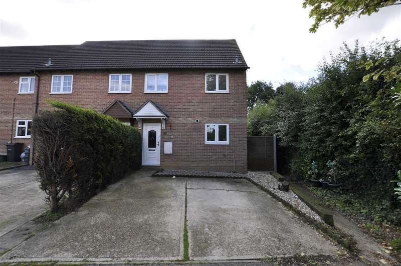 3 Bedrooms End Of Terrace House for sale in Mountbatten Way, Chelmsford