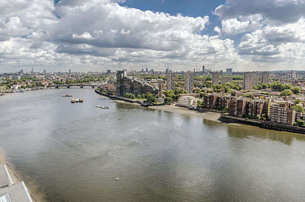 4 Bedrooms Penthouse Flat for sale in Belvedere Penthouse, Chelsea Harbour, Chelsea