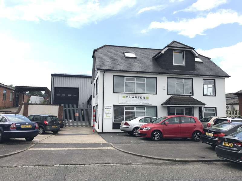 Warehouse Commercial for sale in 8 BOULTON ROAD,READING,RG2 0NH, Reading