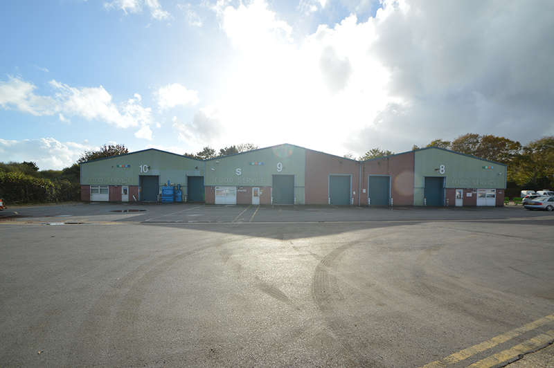 Warehouse Commercial for rent in Units 8 And 9, 20 Airfield Way, Christchurch, BH23 3PE