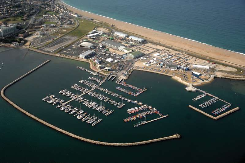 Land Commercial for sale in Plot X2 Osprey Quay (light industrial/warehouse Use), Portland, DT5 1BL