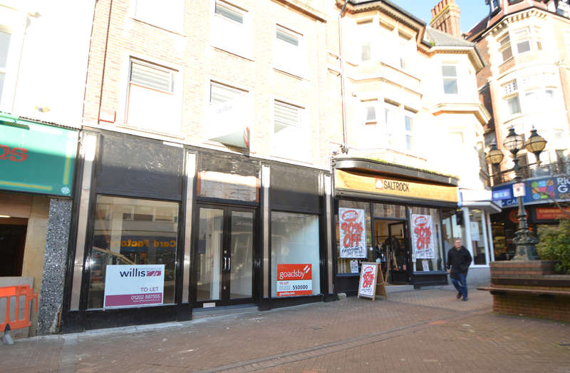 Shop Commercial for rent in 79 Old Christchurch Road, Bournemouth, Dorset BH1 1EW