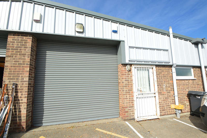Warehouse Commercial for rent in Unit 4, West Howe Industrial Estate, Elliott Road, Bournemouth, BH11 8JS