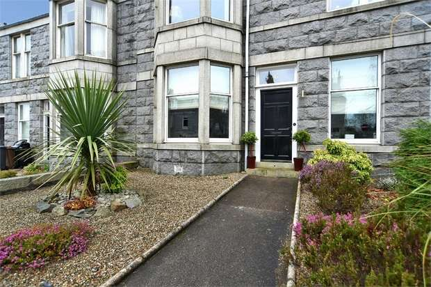 2 Bedrooms Flat for sale in Hammersmith Road, Aberdeen