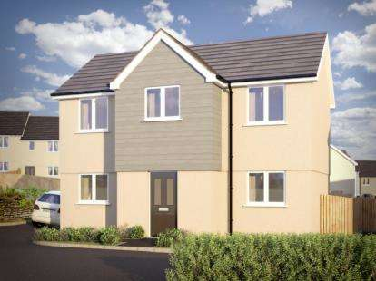3 Bedrooms Detached House for sale in Scredda, St. Austell