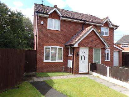 2 Bedrooms Semi Detached House for sale in Travanson Close, Fazakerley, Liverpool, Merseyside, L10