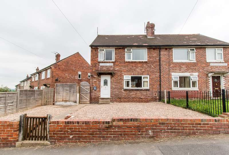 3 Bedrooms Semi Detached House for sale in Browning Road, West Melton
