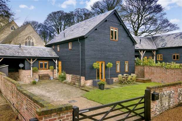 4 Bedrooms Property for rent in Grove Barn, Kensworth