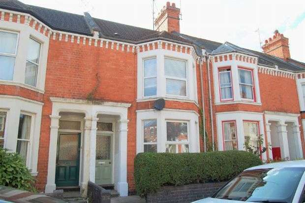 3 Bedrooms Town House for sale in Bostock Avenue, Abington, Northampton NN1 4LW