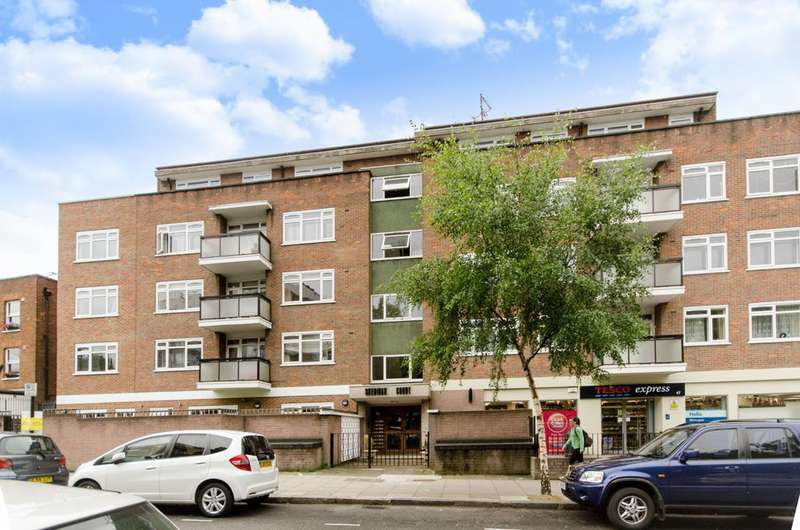 3 Bedrooms Flat for sale in Belsize Road, Swiss Cottage, NW6