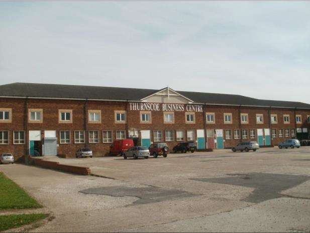 Light Industrial Commercial for rent in Thurnscoe Business Centre, Princess Drive, Thurnscoe