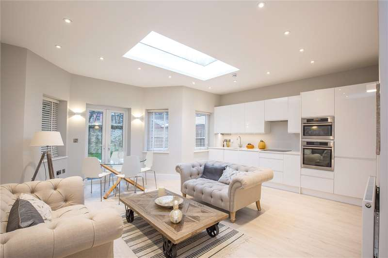 2 Bedrooms Apartment Flat for sale in Woodhouse Road, North Finchley, London, N12
