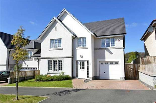 5 Bedrooms Detached House for sale in Friarsfield Avenue, Cults, Aberdeen