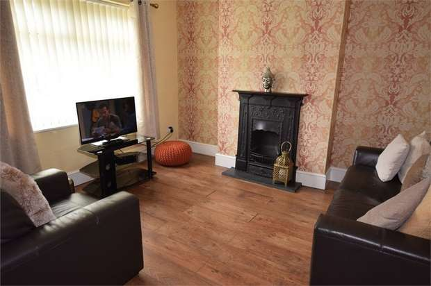 2 Bedrooms Terraced House for rent in Ganneys Meadow Road, Wirral, Merseyside