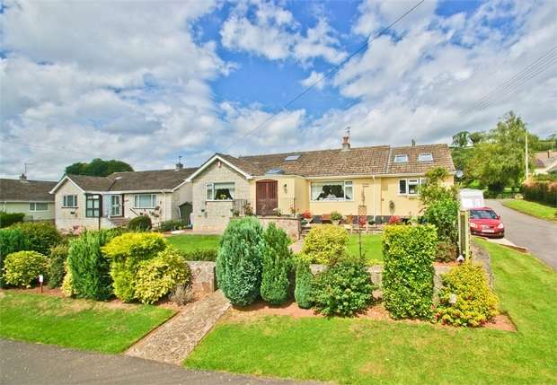 4 Bedrooms Detached House for sale in Fayreway, Croscombe, WELLS, Somerset