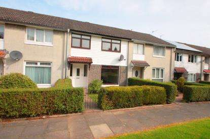 3 Bedrooms Terraced House for sale in Muirfield Drive, Glenrothes