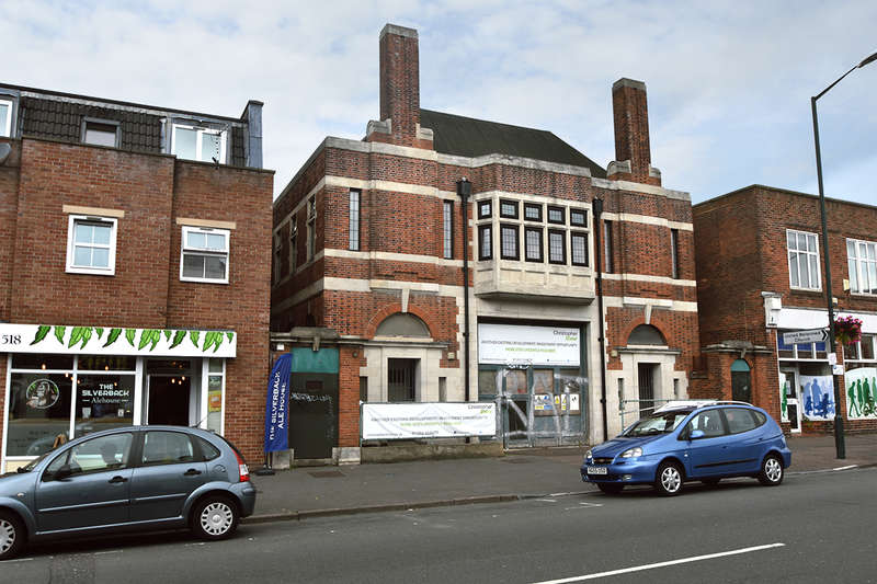 Residential Development Commercial for sale in 520-524 Wimborne Road, Winton, Bournemouth, BH9 2EX