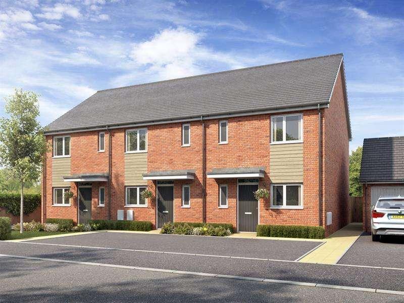 3 Bedrooms Terraced House for sale in PLOT 78 ,Cofton Grange, Cofton Hackett