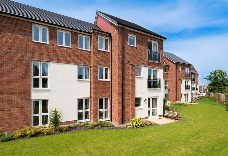2 Bedrooms Flat for sale in Moor Lane, Crosby, Liverpool, L23