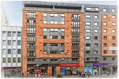 2 Bedrooms Flat for sale in Queen Street, Glasgow
