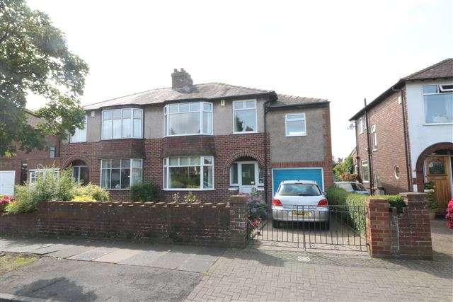 4 Bedrooms Semi Detached House for sale in Lansdowne Crescent, Carlisle, CA3 9ET
