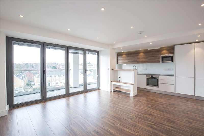 2 Bedrooms Apartment Flat for sale in Charlotte Court, 153 East Barnet Road, Barnet, EN4