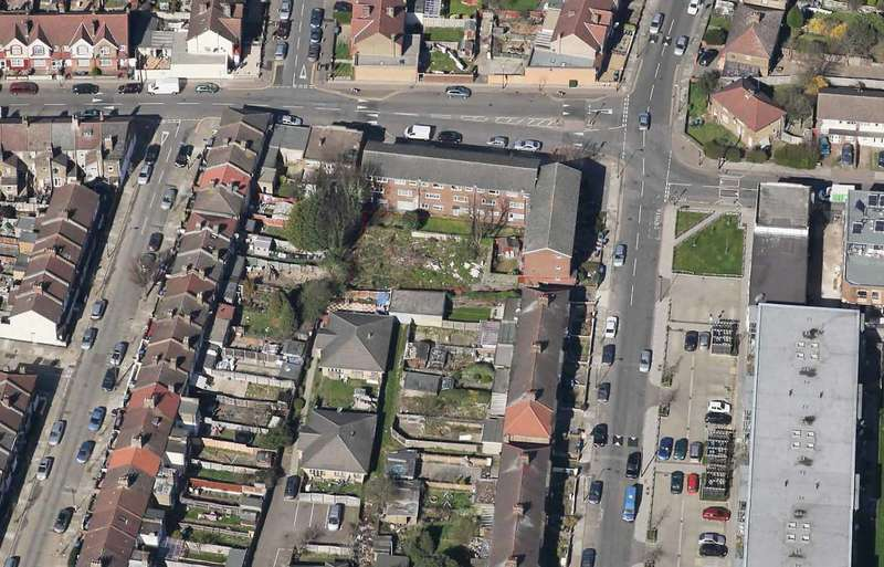 Land Commercial for sale in Site adjacent to Baxter Road, Edmonton, N18
