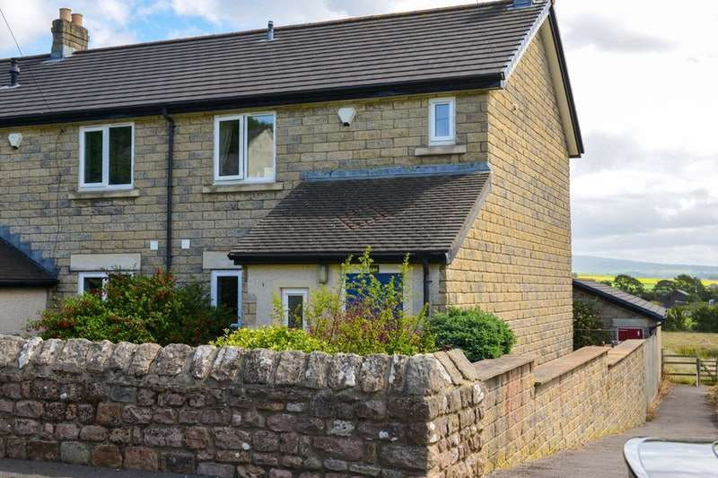 3 Bedrooms End Of Terrace House for sale in Low Road, Morecambe, Lancashire, LA3