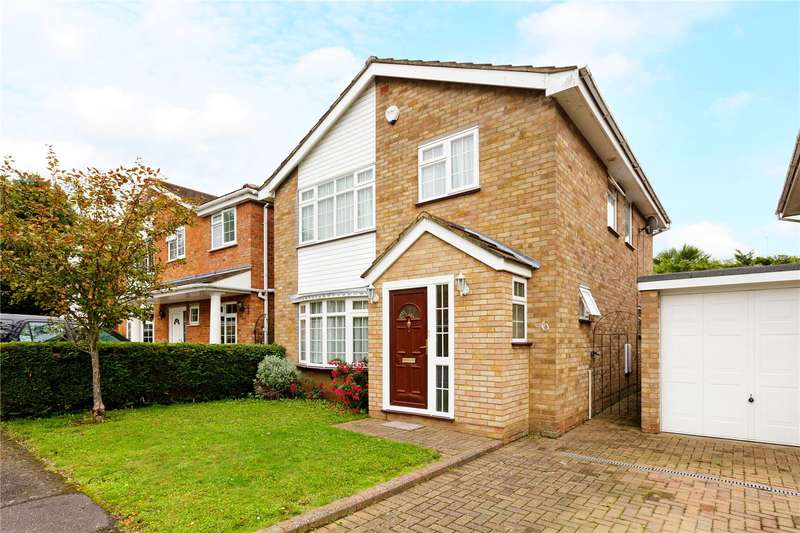 4 Bedrooms Detached House for sale in Stafford Close, Taplow, Maidenhead, SL6