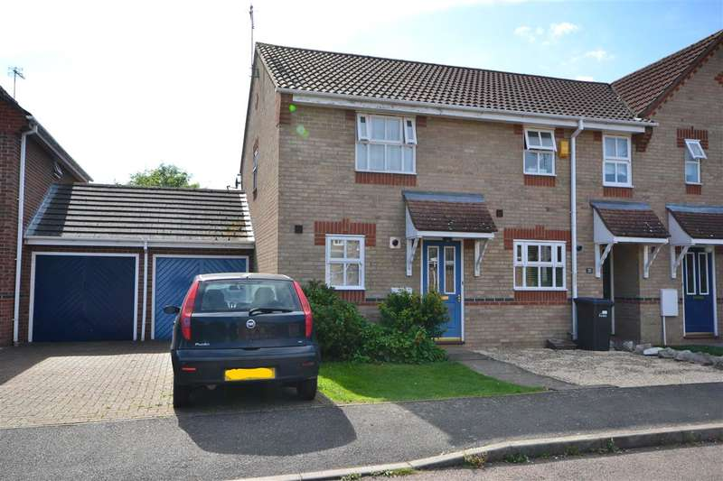 2 Bedrooms End Of Terrace House for sale in Chestnut Drive, Soham