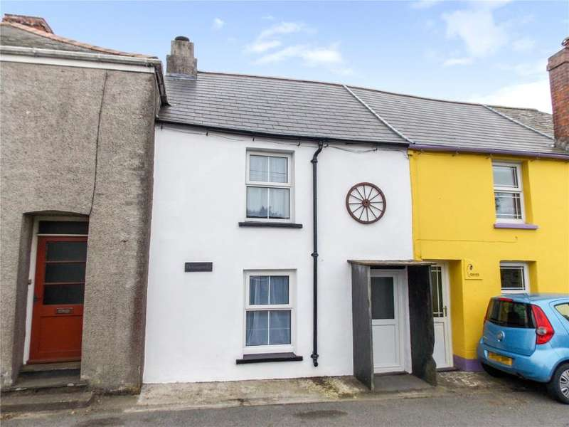 2 Bedrooms Terraced House for sale in Hellangove, South Petherwin, Launceston