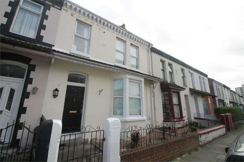 4 Bedrooms Terraced House for sale in Palmerston Drive, LIVERPOOL, Merseyside