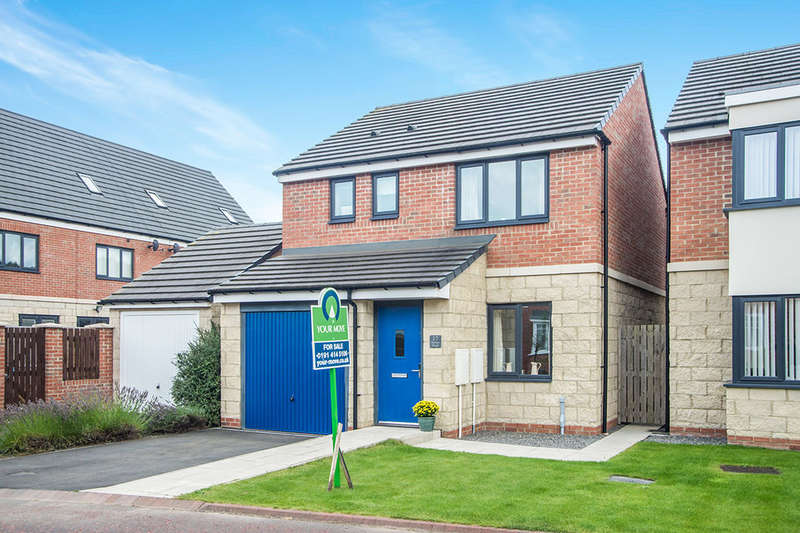 3 Bedrooms Detached House for sale in Surtees Haugh, Blaydon-On-Tyne, NE21