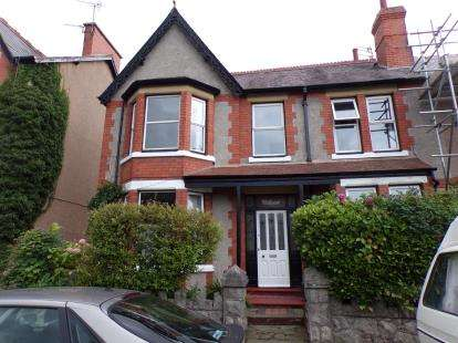 3 Bedrooms Flat for sale in Station Road, Old Colwyn, Colwyn Bay, Conwy, LL29