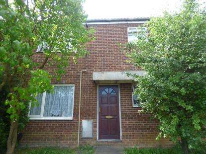 4 Bedrooms Terraced House for sale in Godwin Walk, Ryehill, Northampton, Northamptonshire