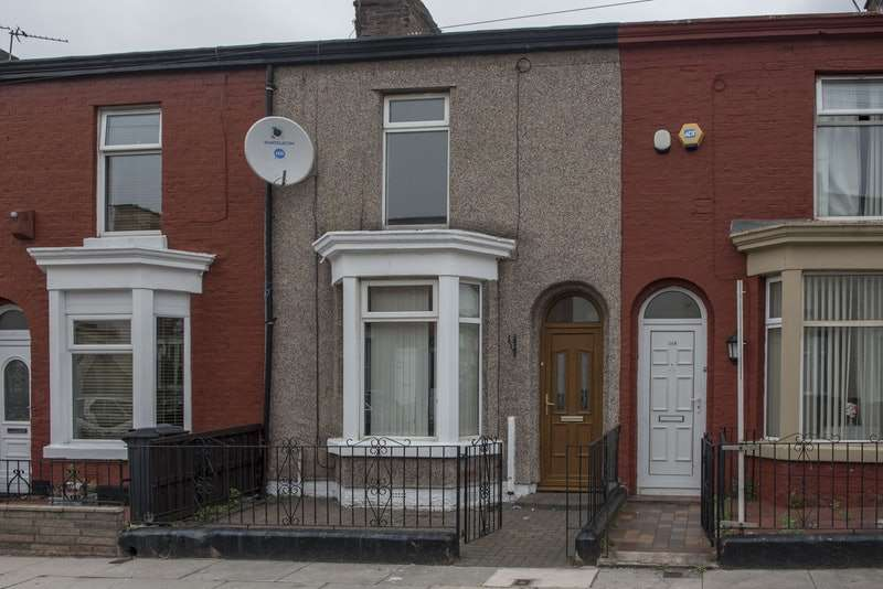 3 Bedrooms Terraced House for sale in Olivia Street, Bootle, Liverpool, L20