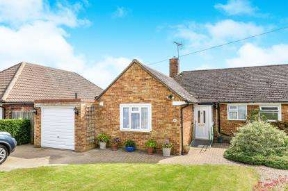 2 Bedrooms Bungalow for sale in Wheat Hill, Letchworth Garden City, Hertfordshire, England