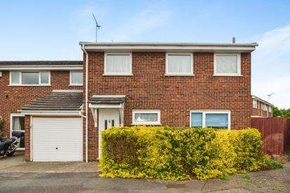 3 Bedrooms End Of Terrace House for sale in Chelmsford, Essex, Candytuft Road