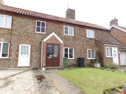 3 Bedrooms Terraced House for sale in London Street, Whissonsett, Dereham