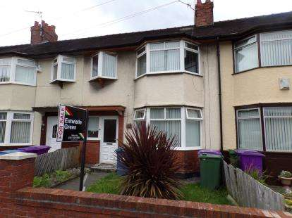 3 Bedrooms Terraced House for sale in Sandy Lane, Walton, Liverpool, Merseyside, L9