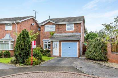 3 Bedrooms Detached House for sale in Mills Way, Leighton, Crewe, Cheshire