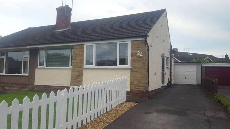 2 Bedrooms Bungalow for sale in Barkhill Road, Chester, Cheshire, CH3