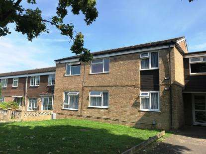 3 Bedrooms Flat for sale in Salisbury Road, Stevenage, Hertfordshire, England