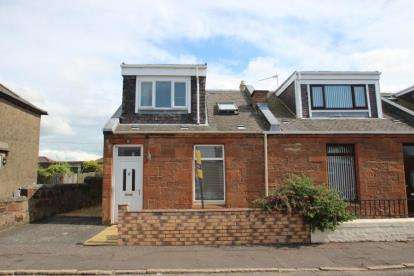 3 Bedrooms End Of Terrace House for sale in Goschen Terrace, Ayr