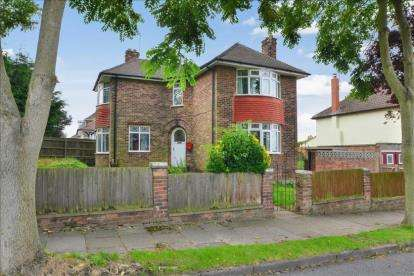 3 Bedrooms Detached House for sale in Beech Hill Drive, Mansfield, Nottinghamshire