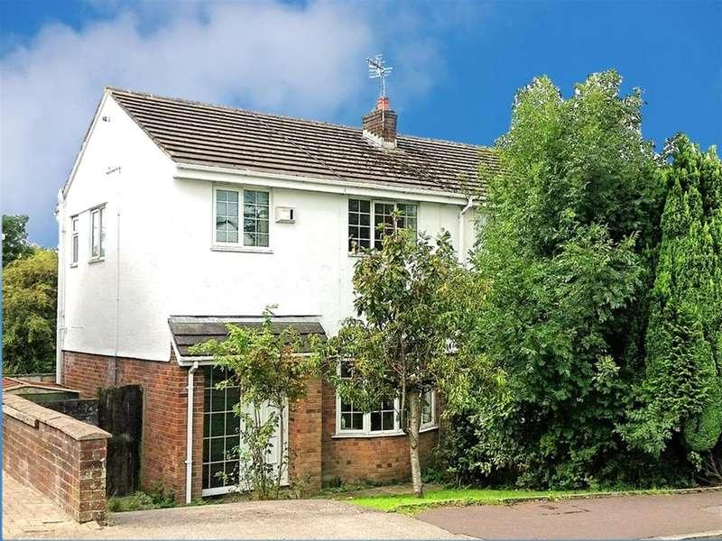 3 Bedrooms Semi Detached House for sale in Highfields, Brackla, Bridgend