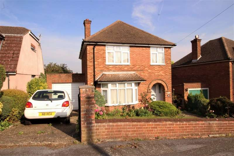 3 Bedrooms Detached House for sale in Manor Estate, Apsley
