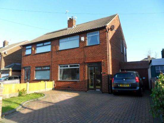 3 Bedrooms Terraced House for sale in Vining Road, Prescot, L35