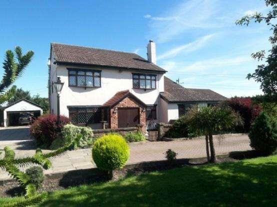 5 Bedrooms Terraced House for sale in Burrows Lane, Eccleston Lane Ends, Prescot, L34
